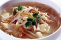 冻豆腐金针汤