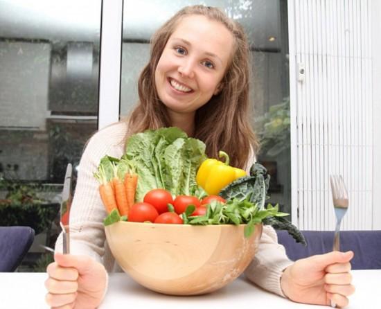 新研究表明英国素食主义者人数增多