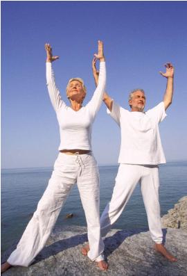 陳大惠:长寿不在于运动而在于静养